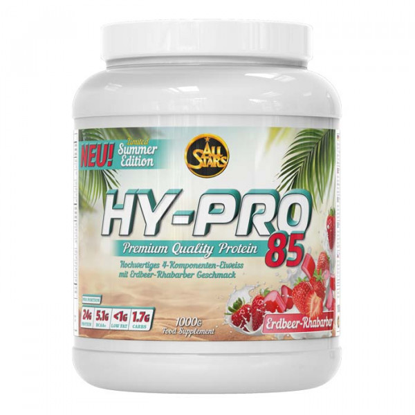 ALL STARS HY-PRO 85 Summer Edition - 1000g Dose