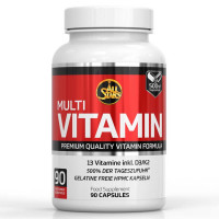 ALL STARS Multi-Vitamin – 90 KAPSELN