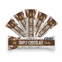 All Stars Protein Bar Triple Chocolate- 6er Trybox