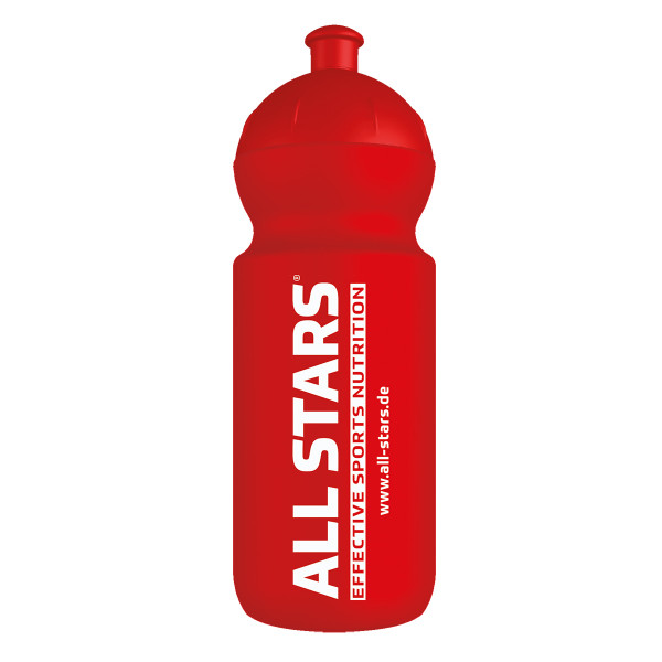 All Stars Fitness Trinkflasche Rot
